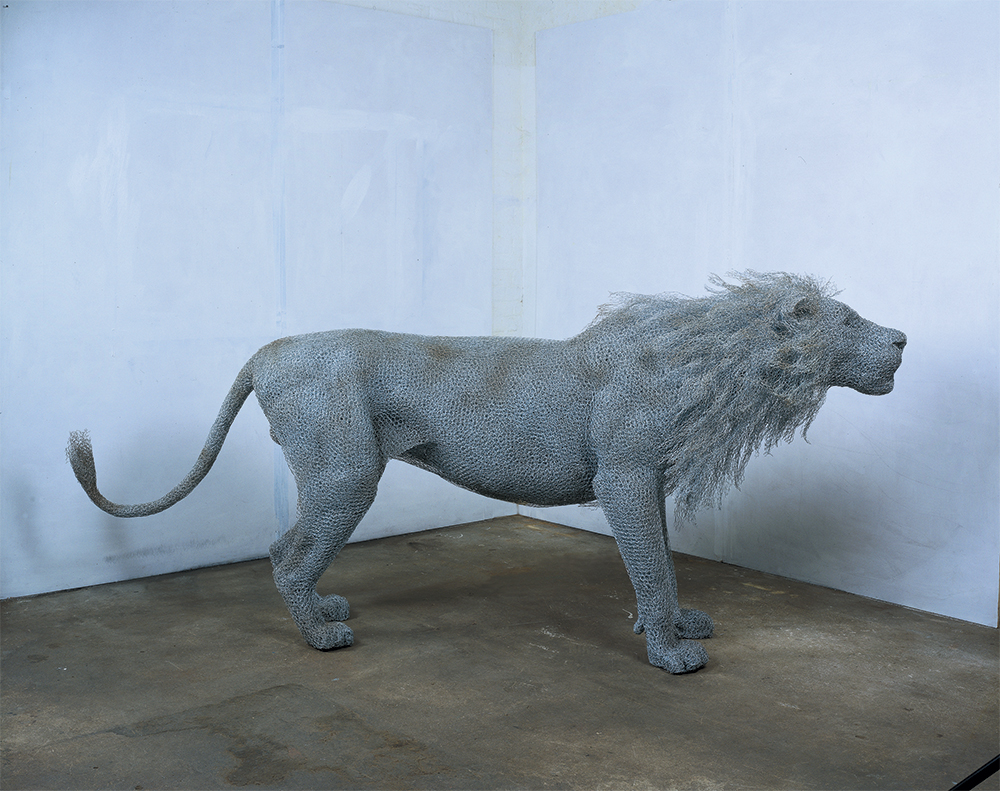 Maned Lion (2003)